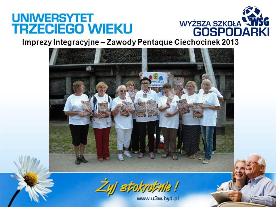 Imprezy Integracyjne – Zawody Pentaque Ciechocinek 2013
