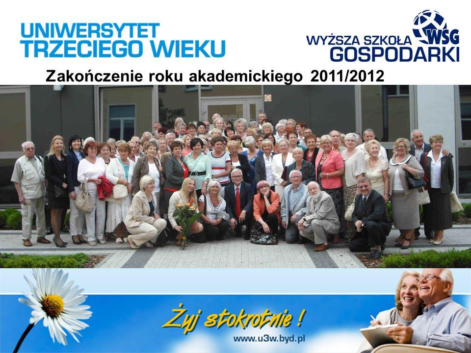 Zakończenie roku akademickiego 2011/2012