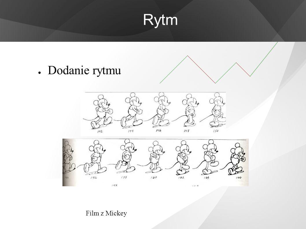 Rytm ● Dodanie rytmu Film z Mickey