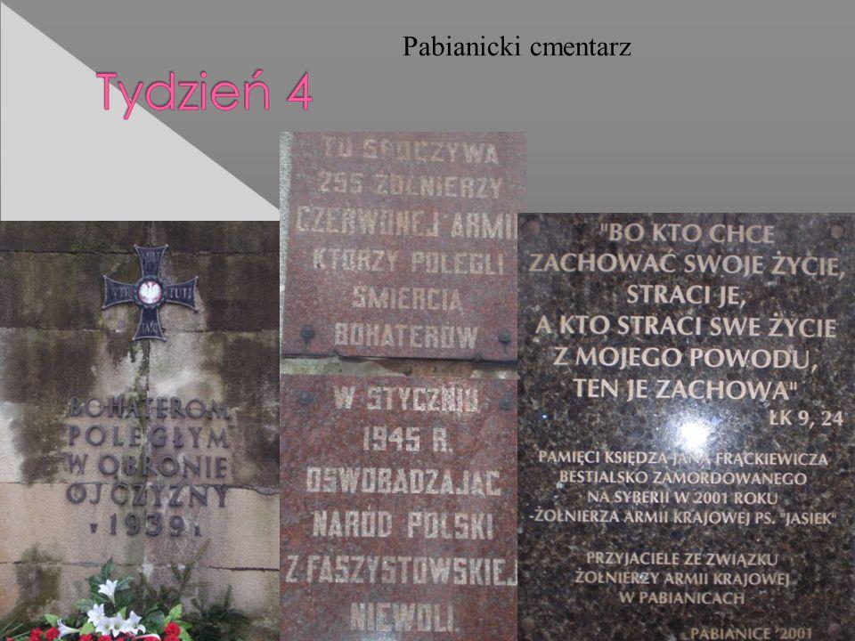Pabianicki cmentarz