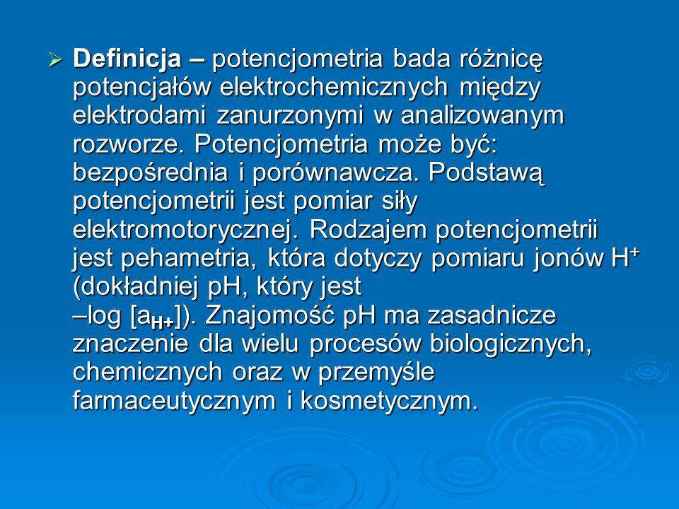  Istnieje kilka sposobów klasyfikacji elektrod jonoselektywnych.