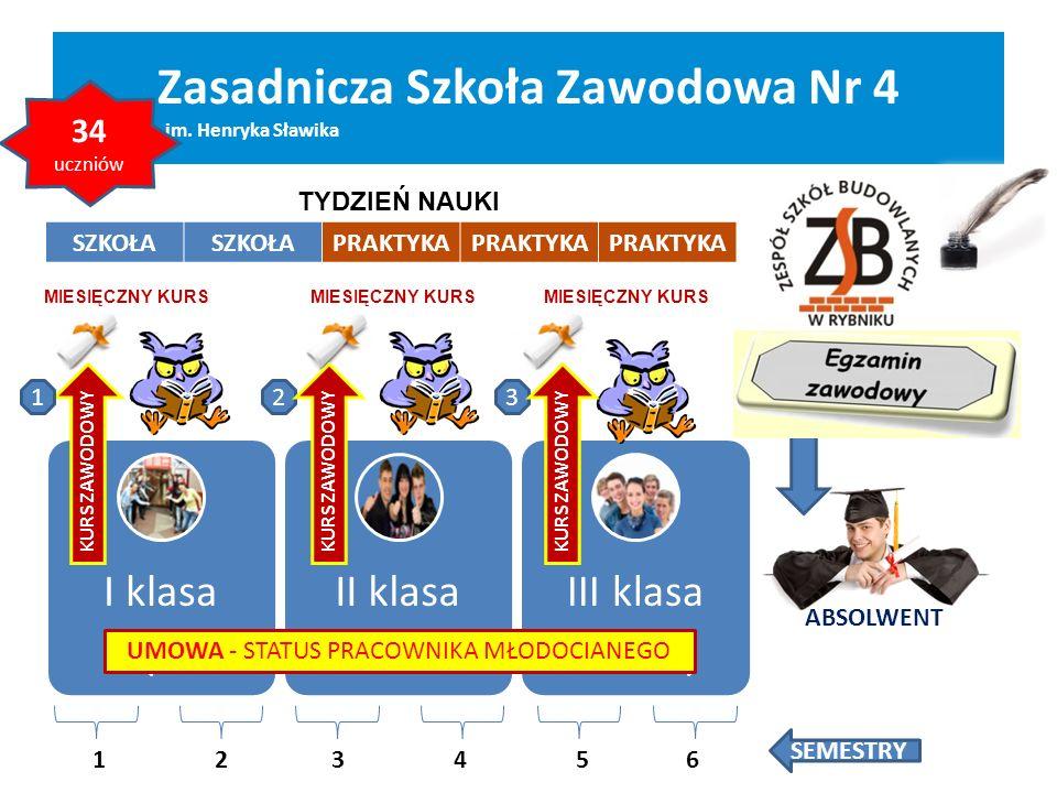 Zasadnicza Szkoła Zawodowa Nr 4 im.