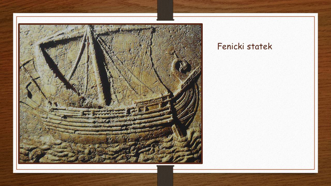 Fenicki statek