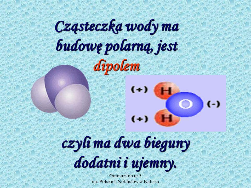 Gimnazjum nr 3 im. Polskich Noblistów w Kaliszu F w < F ciało tonie ρ cieczy < ρ ciała