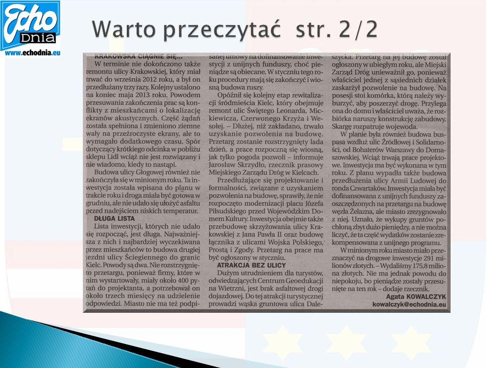 Warto przeczytać str. 2/2