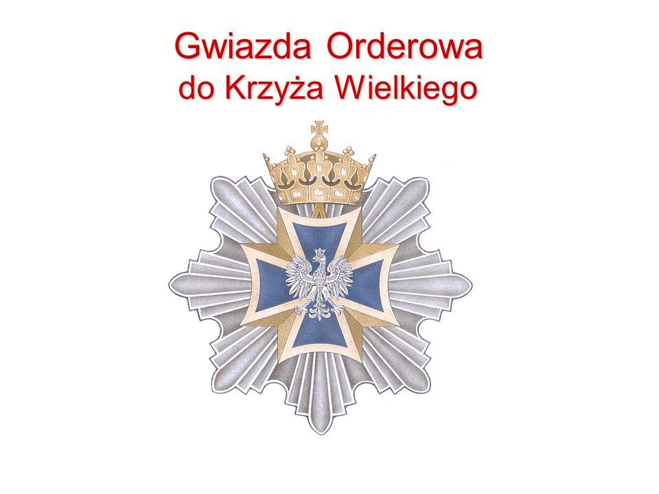 Gwiazda Orderowa do Krzyża Wielkiego