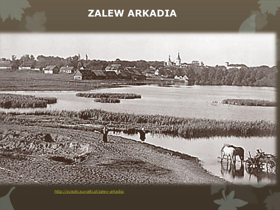 http://sciezki.suwalki.pl/zalew-arkadia/ ZALEW ARKADIA