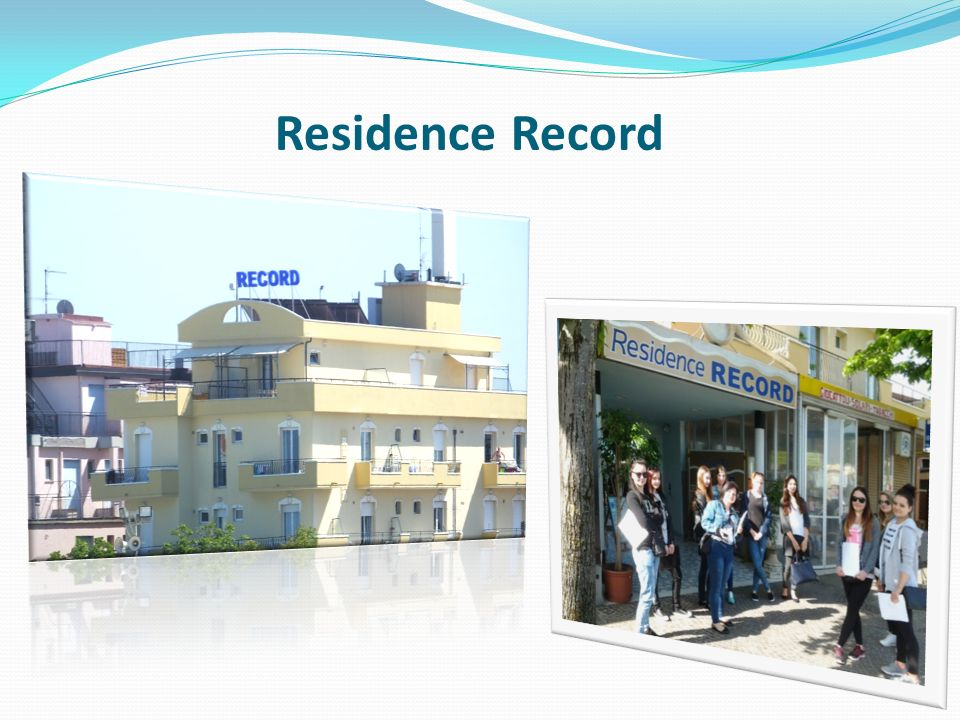 Residence Record