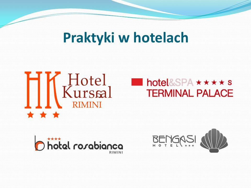 Praktyki w hotelach