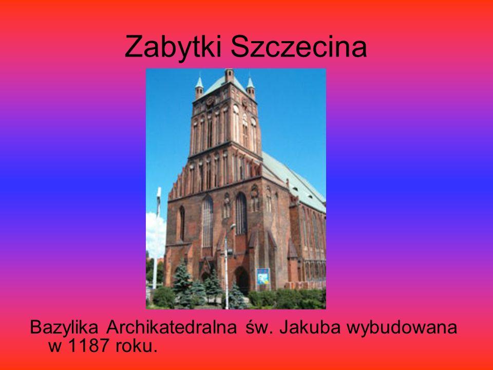 Zabytki Szczecina Brama Portowa, Brama Berlińska (niem.