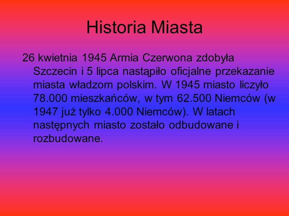 Zabytki Szczecina Wały Chrobrego w Szczecinie (do 1945 niem.