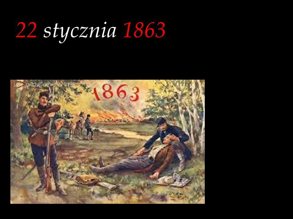 22 stycznia 1863