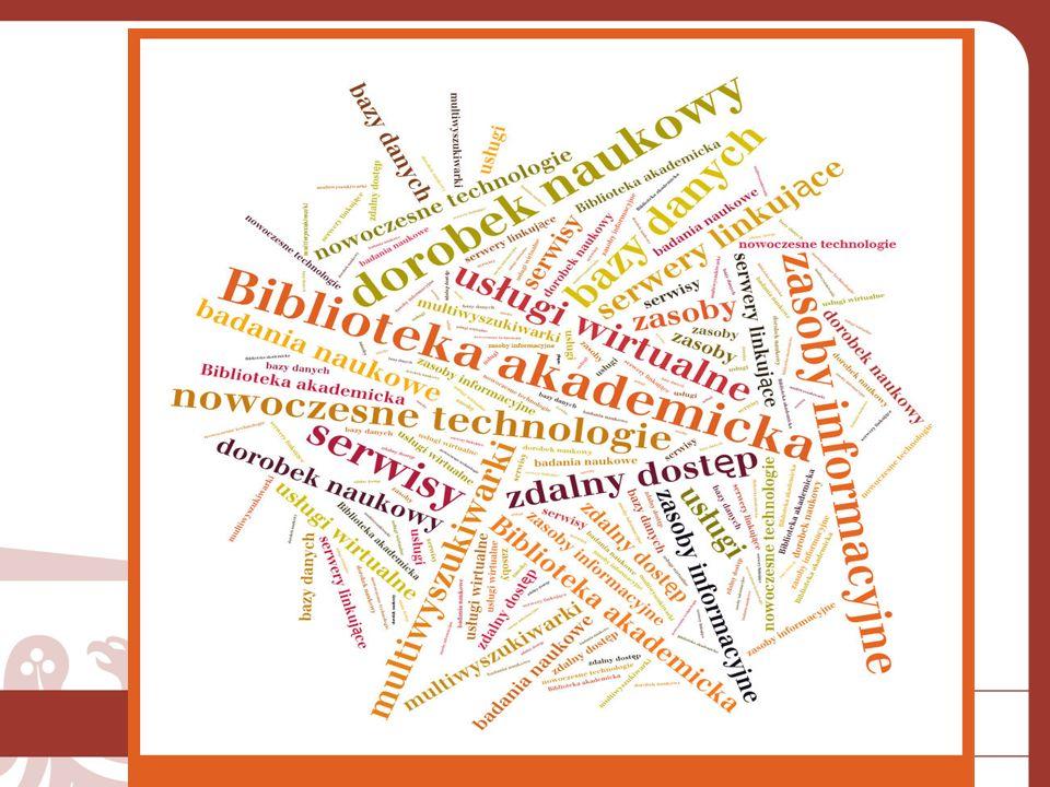 System dokumentacji PWr – baza DONA Zarządzenia JM Rektora - obowiązek zgłaszania prac do Biblioteki od 1969r.