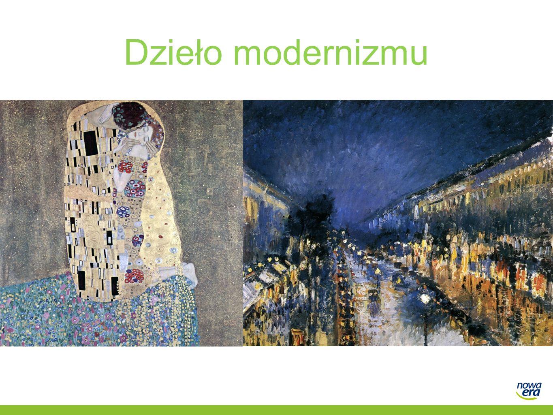 Dzieło modernizmu