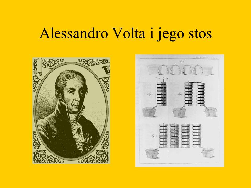 Alessandro Volta i jego stos