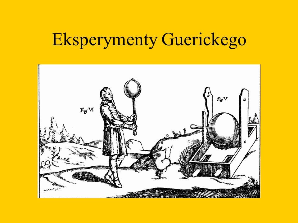 Eksperymenty Guerickego