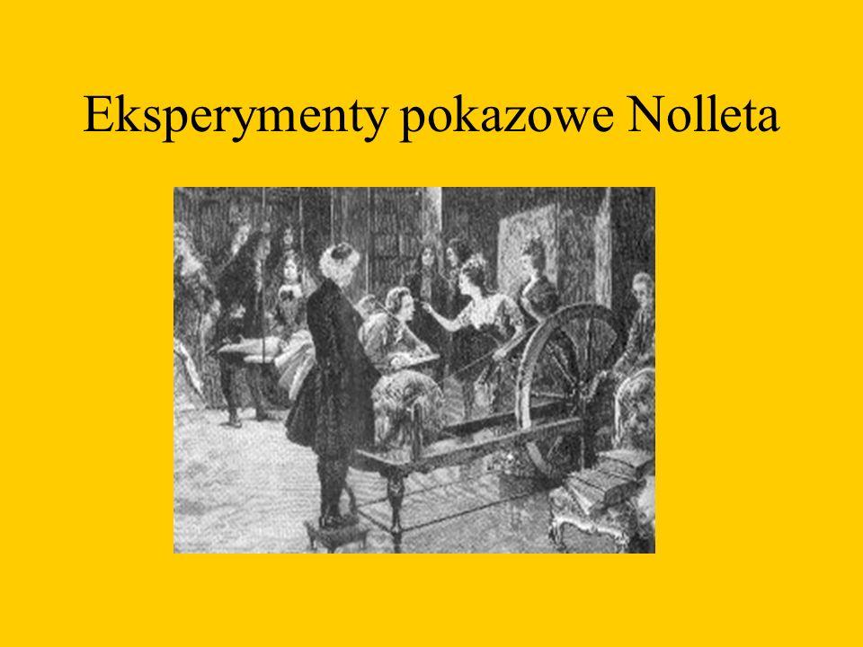 Wykład Nolleta