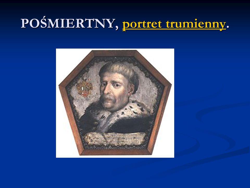 POŚMIERTNY, portret trumienny. portret trumiennyportret trumienny