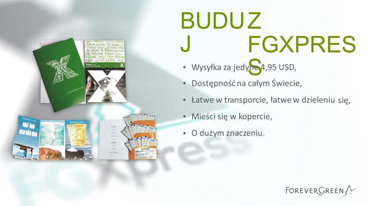 BUDU J Z FGXPRES S Wysyłka za jedyne 4,95 USD, Dostępność na całym Świecie, Łatwe w transporcie, łatwe w dzieleniu Mieści się w kopercie, O dużym znac