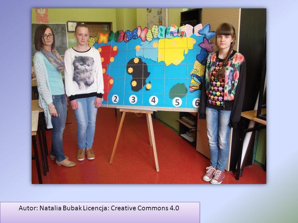 Autor: Natalia Bubak Licencja: Creative Commons 4.0 Autor: Natalia Bubak Licencja: Creative Commons 4.0