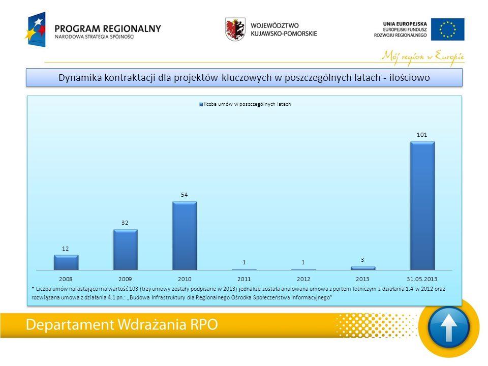 Komisja Europejska pismem syg.CCI.2007PL161PO006 z dnia 29 kwietnia 2013r.