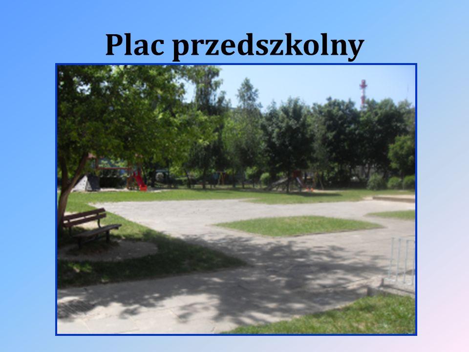 Plac przedszkolny