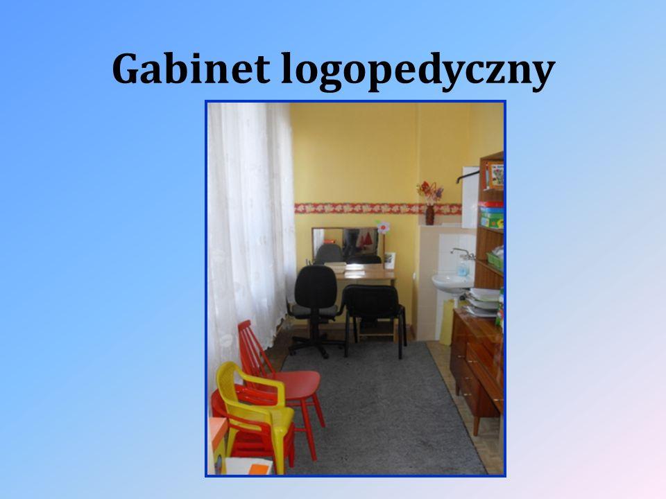 Gabinet logopedyczny