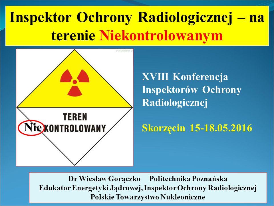 Jednym z najpoważniejszych zagrożeń terrorystycznych dzisiaj mogą być ataki z użyciem środków chemicznych, biologicznych i radiologicznych (CBR - Chemiczny, Biologiczny, Radiologiczny).