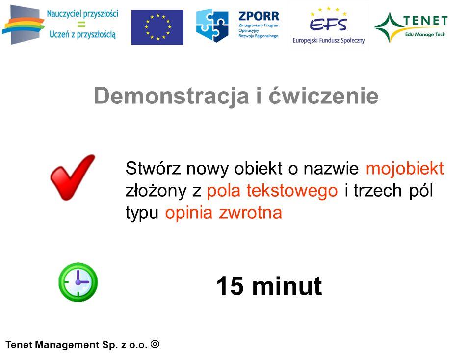 Tenet Management Sp. z o.o.