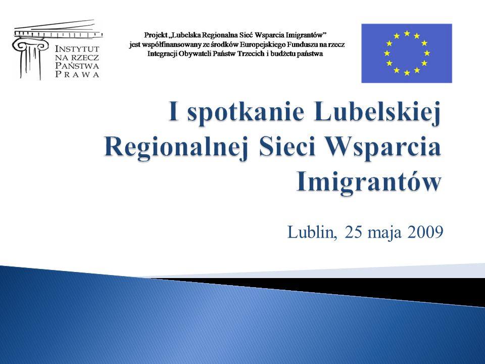 Lublin, 25 maja 2009