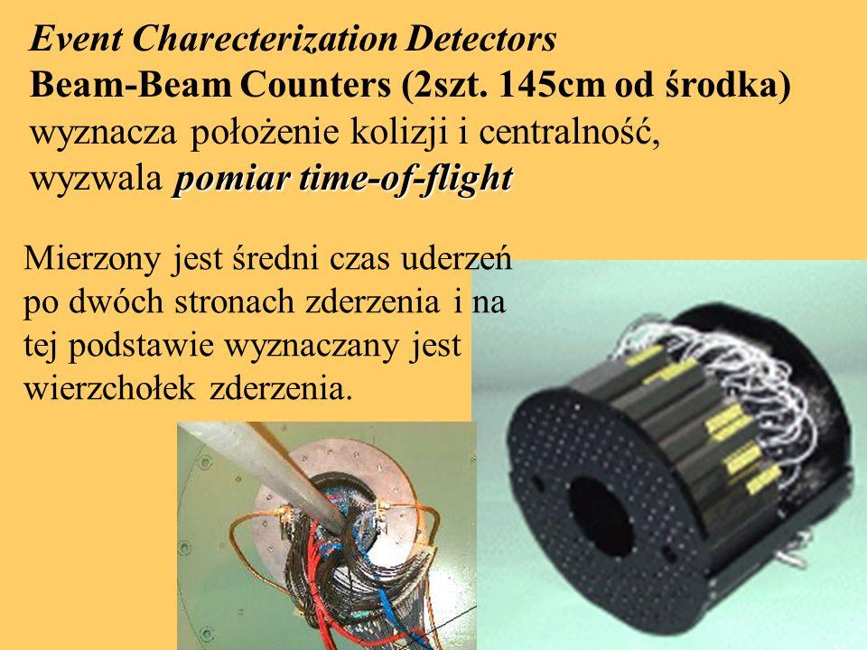 Event Charecterization Detectors Beam-Beam Counters (2szt.