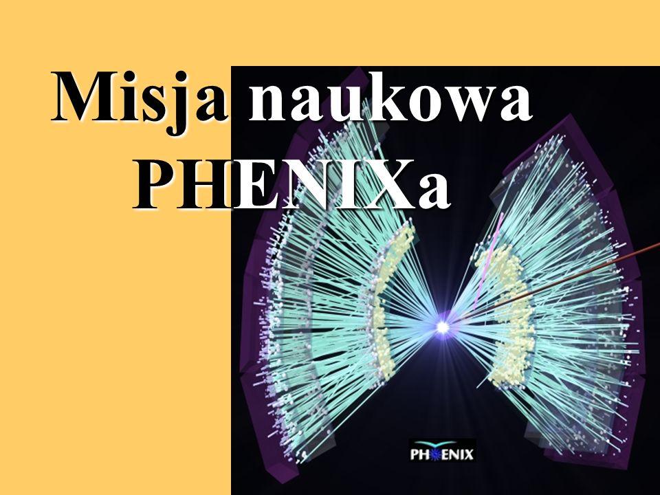 Misja naukowa PHENIXa