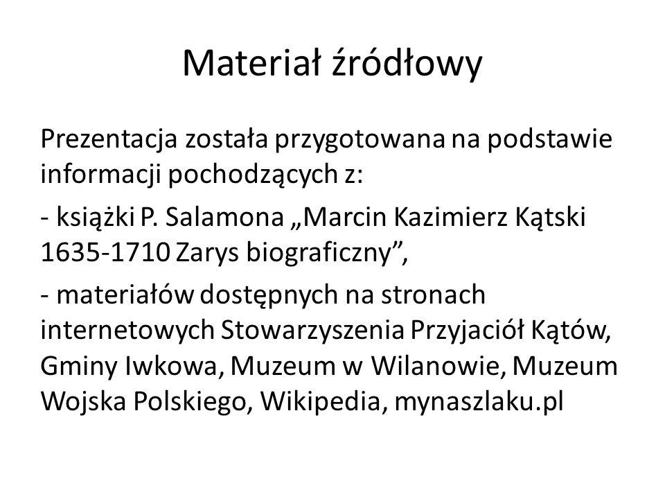 Materiał źródłowy Prezentacja została przygotowana na podstawie informacji pochodzących z: - książki P.
