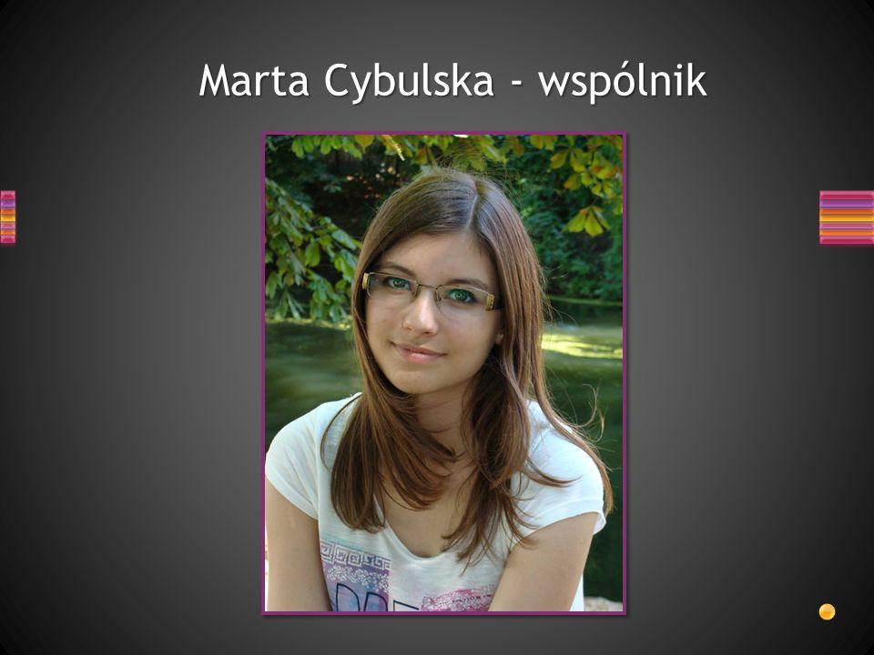 Marta Cybulska - wspólnik