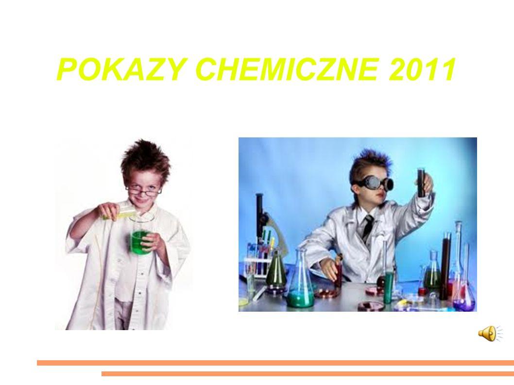 POKAZY CHEMICZNE 2011