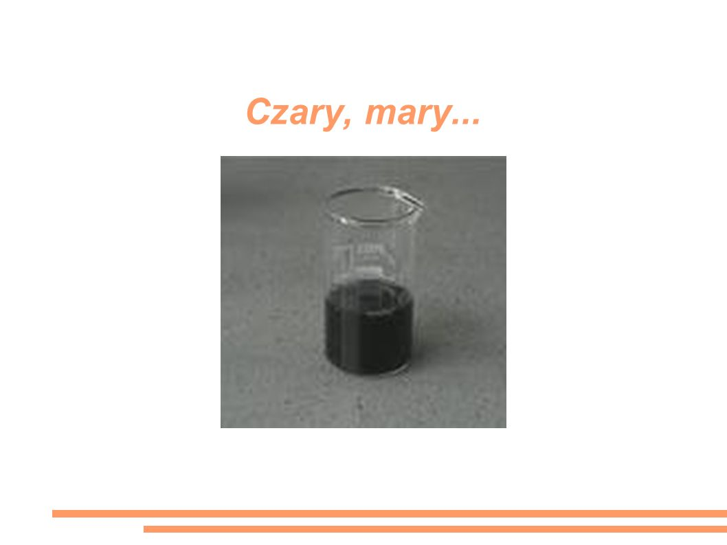 Czary, mary...
