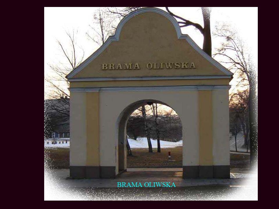 BRAMA OLIWSKA