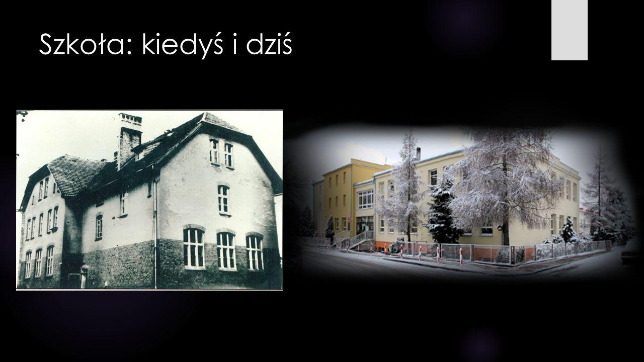 Szkoła: kiedyś i dziś