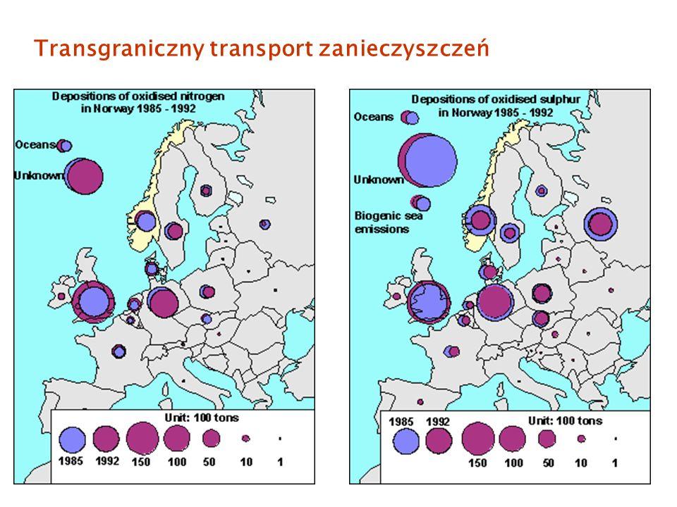 Transgraniczny transport zanieczyszczeń
