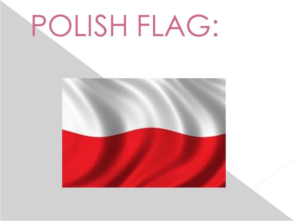 POLISH FLAG: