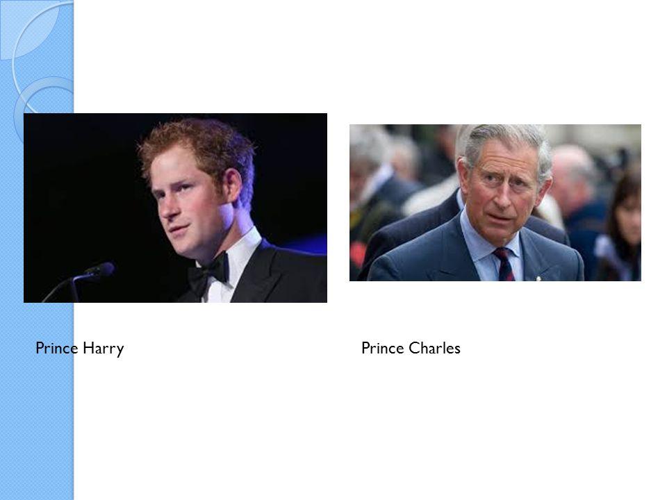 Prince HarryPrince Charles