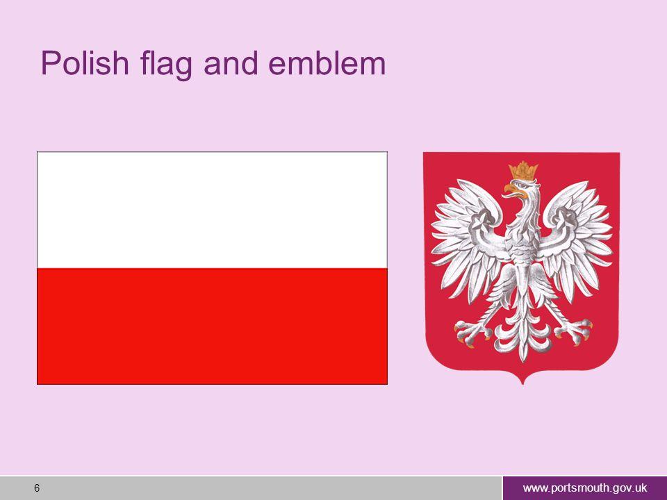 www.portsmouth.gov.uk 7 Currency of Poland Zloty