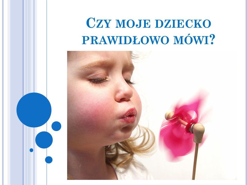 R odzice często zastanawiają się nad tym, czy mowa jego dziecka rozwija się prawidłowo.