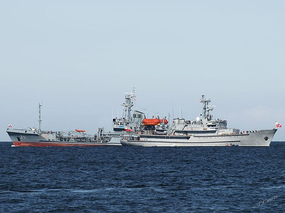 ORP Wodnik to okręt szkolny zbudowany w gdańskiej Stoczni Północnej w 1976 roku.