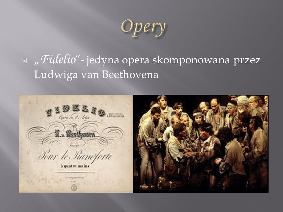 W wieku 25 lat, u szczytu wirtuozowskiej sławy, wystąpiły u Beethovena pierwsze objawy głuchoty.