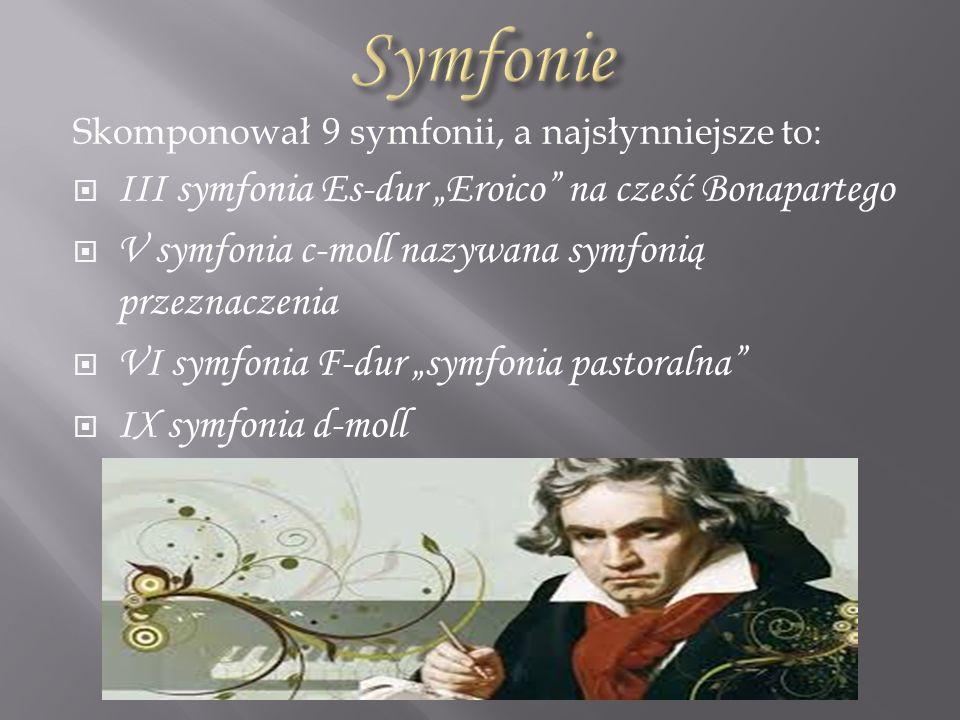""" """" Fidelio - jedyna opera skomponowana przez Ludwiga van Beethovena"""