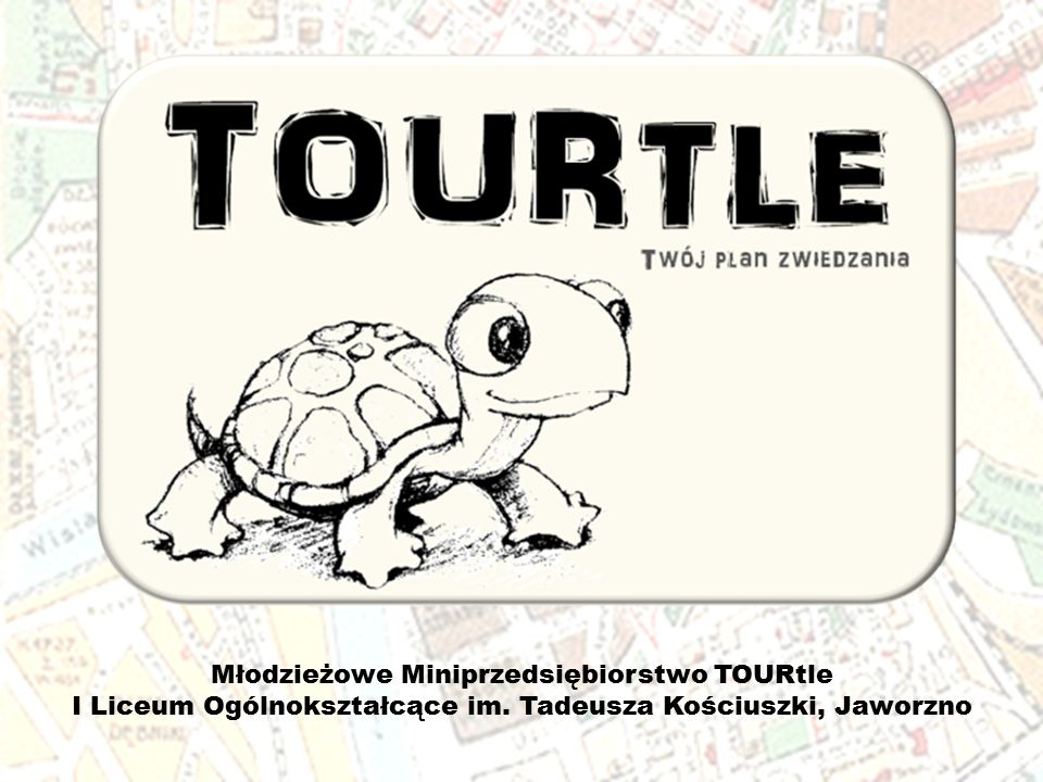 Młodzieżowe Miniprzedsiębiorstwo TOURtle I Liceum Ogólnokształcące im.