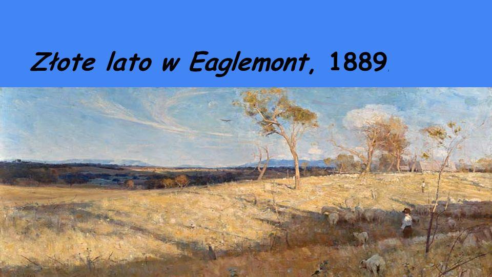 Złote lato w Eaglemont, 1889,
