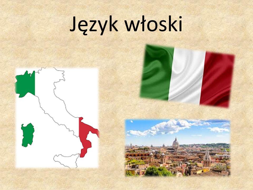 Język włoski