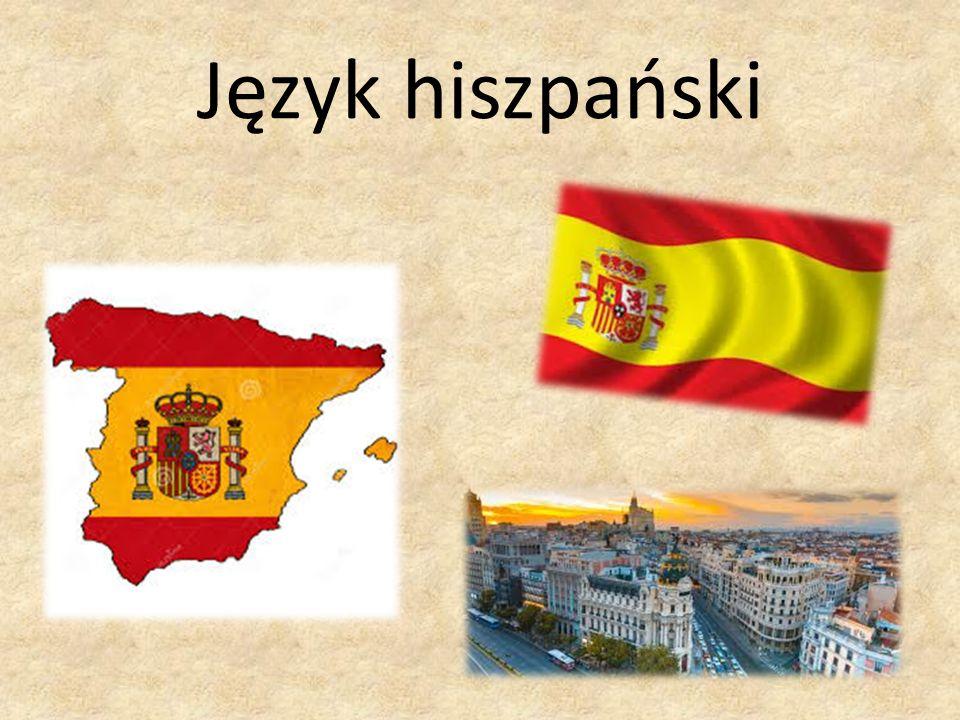 Czy wiesz, że… język hiszpański jest językiem urzędowym w 23 krajach świata.